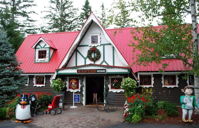 Santa's Village NH 37