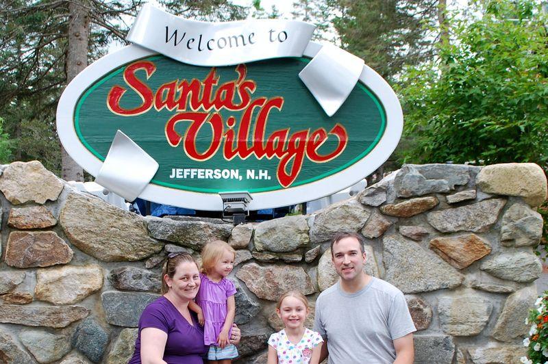 Santa's Village NH 4
