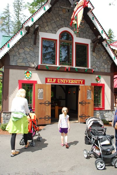 Santa's Village NH 7